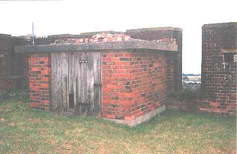 Q site observation post