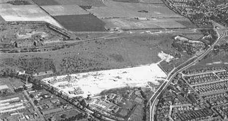 Fort Widley and Cosham 1969