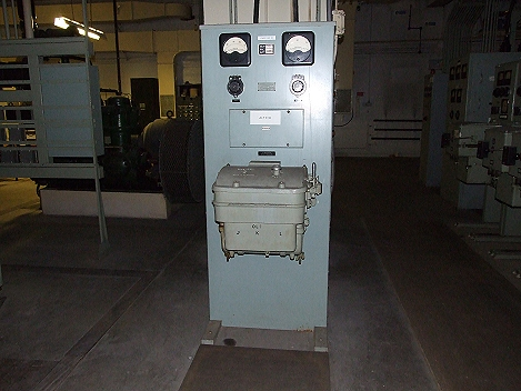HV switch gear main switch