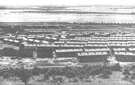 Paulsgrove estate under construction